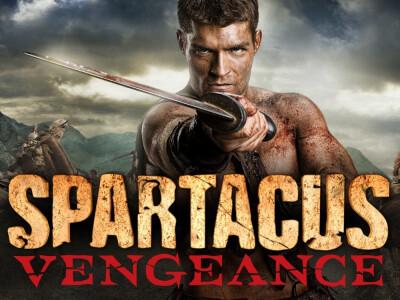 Spartakus: Zemsta – bunt gladiatorów
