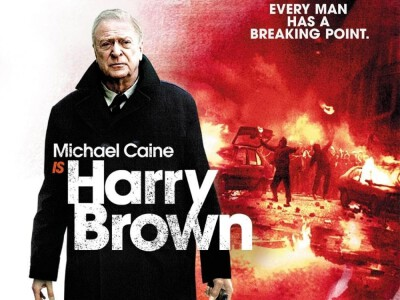 Harry Brown – bezlitosna zemsta