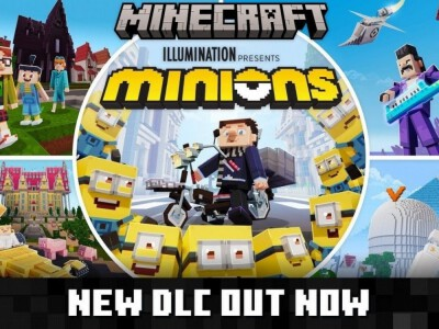 Minionki w Minecraft – nowa aktualizacja zadebiutowała
