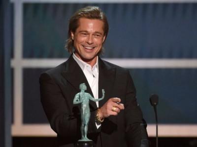 """Brad Pitt - filmowy """"Pan Smith"""". Wiek, wzrost, waga, Instagram, żona, dzieci"""