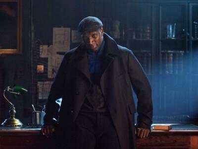 Lupin - on chce pomścić swojego ojca