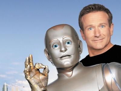 Człowiek przyszłości - zakochany robot