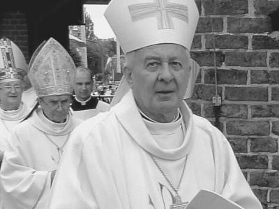 Nie żyje arcybiskup Juliusz Paetz. Pogrzeb będzie miał charakter prywatny