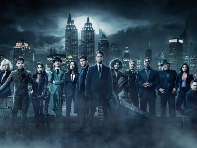 Gotham - kilka lat przed Batmanem...