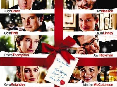 To właśnie miłość - świąteczna komedia romantyczna