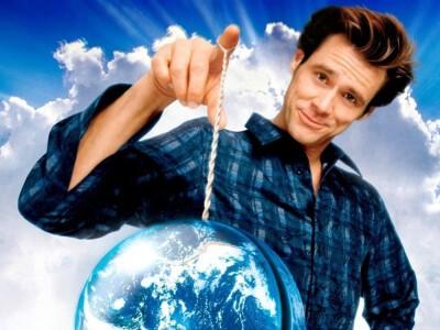 Bruce Wszechmogący (2003) - czy łatwo jest być bogiem?