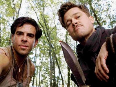 """""""Bullet Train"""" – Brad Pitt zagra w filmie akcji!"""