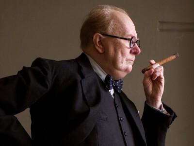 Czas mroku - biograficzny dramat o Churchillu