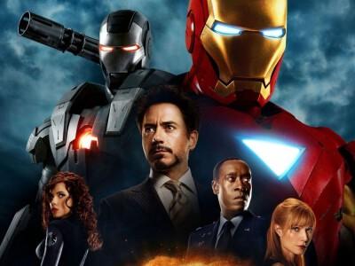 Iron Man 2 (2010) - kontynuacja przygód Tony'ego Starka