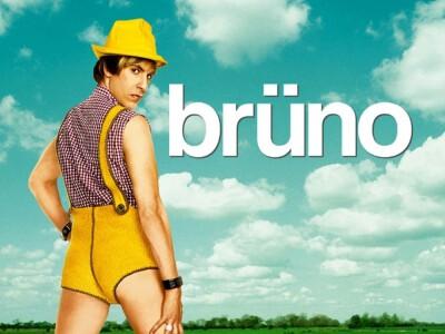 Bruno - w drodze na szczyt show biznesu