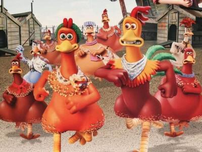 Uciekające kurczaki – zwrot ku wolności!