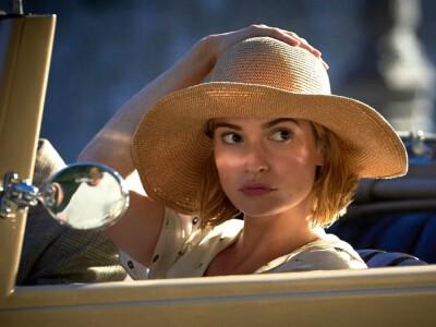 """""""Rebecca"""" - Netflix zdradził datę premiery filmu z Lily James"""