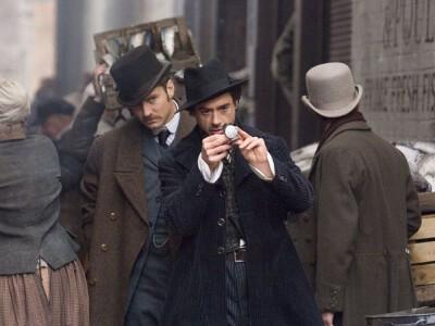 Sherlock Holmes - kto dopuszcza się rytualnych mordów?