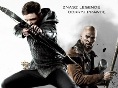 Robin Hood: Początek (2018) - historia prawego rabusia