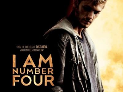 Jestem numerem cztery - teraz on jest celem