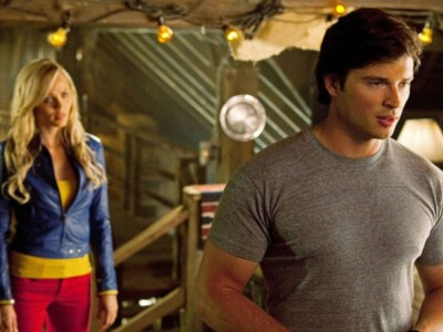 Tajemnice Smallville - historia Supermana