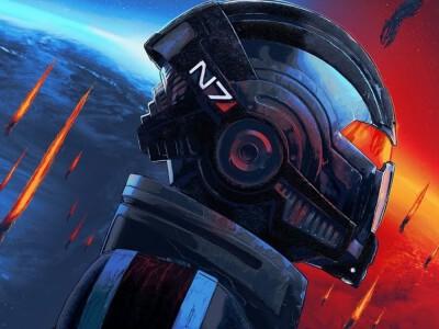 Mass Effect Legendary Edition – porównanie grafiki z pierwowzorem