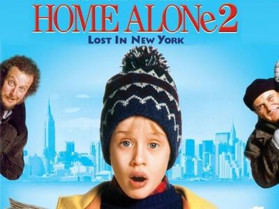 Kevin sam w Nowym Jorku (1992) - ponownie w tarapatach