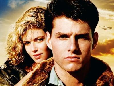 Top Gun (1986) - rywalizacja i miłość