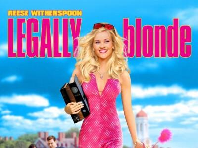 Legalna blondynka - udowodnić swoją wartość i inteligencję