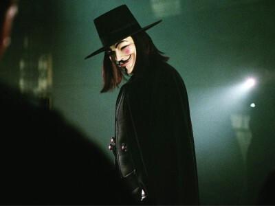 V jak Vendetta (2006) - czas na zemstę