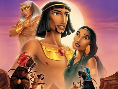 Książę Egiptu – animowana historia biblijna