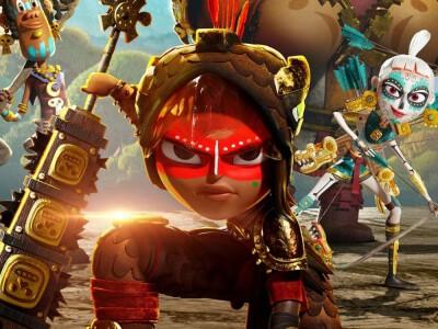 Wojownicza księżniczka Maya - czy bohaterowie jej pomogą?