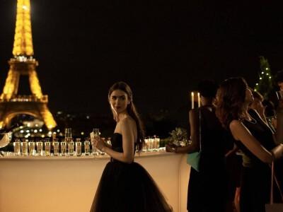 Emily w Paryżu - początek zupełnie nowego życia