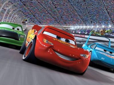 Auta - odjazdowy film animowany