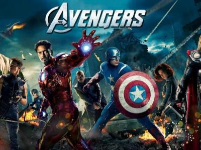 Avengers (2012) - zjednoczeni superbohaterowie