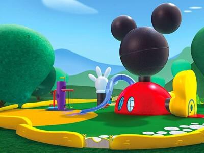 Klub Przyjaciół Myszki Miki – rozrywka dla najmłodszych