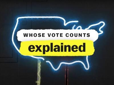 Wyjaśniamy: Czyj głos się liczy – amerykański system wyborczy