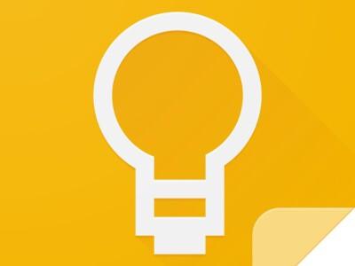 Google Keep – twórz notatki i listy