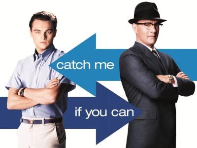 Złap mnie, jeśli potrafisz – DiCaprio i Hanks jako wrogowie
