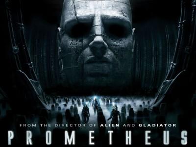 Prometeusz - nie jesteśmy sami...