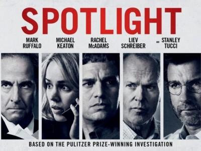 Spotlight - wielka afera pedofilska