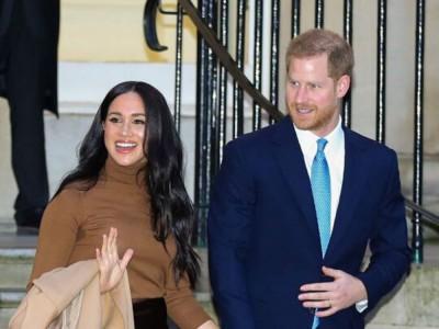 Harry i Meghan oficjalnie zrzekli się tytułów