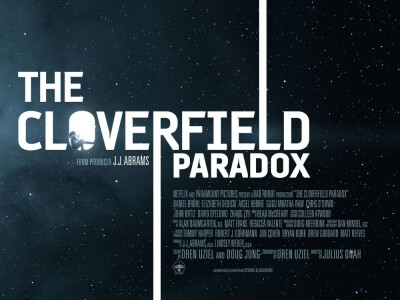 Paradoks Cloverfield - astronauci walczą o życie