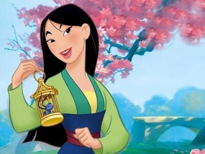 Mulan - wojownicza dziewczyna