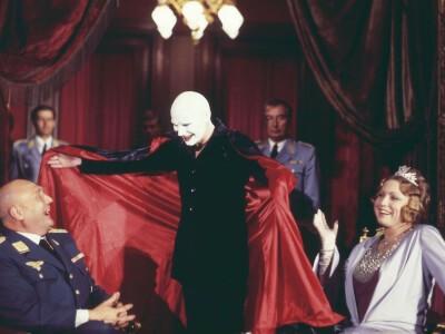 Mefisto - jest tylko marionetką
