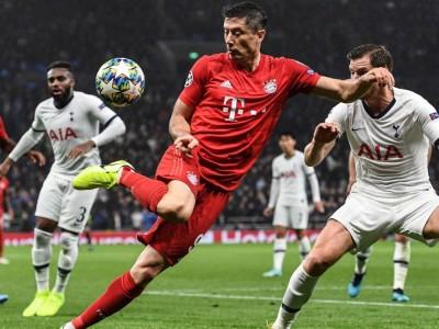 Świetny Lewandowski, i słaby Real