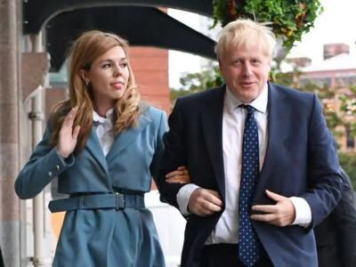 Boris Johnson zaręczył się z młodszą o 24 lata Carrie Symonds
