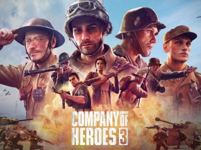 Company of Heroes 3 – gra oficjalnie zapowiedziana