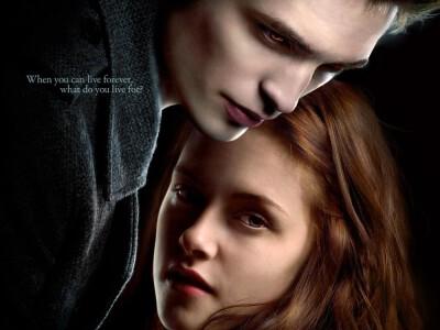 Zmierzch (2008)- miłość nastolatki i wampira