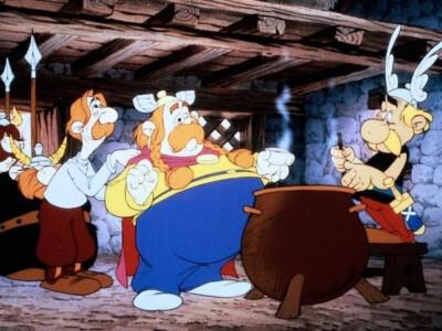 Asterix w Brytanii - chcą zmienić oblicze wojny