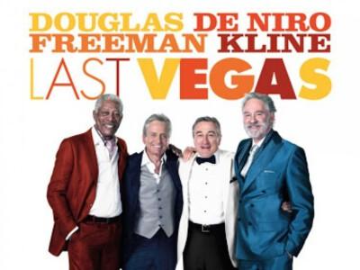 Last Vegas - zabawa ich poniesie