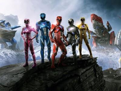 Power Rangers – młodzi ludzie ratują świat