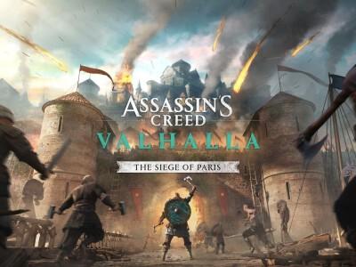 Assassin's Creed Valhalla - nadciąga Oblężenie Paryża