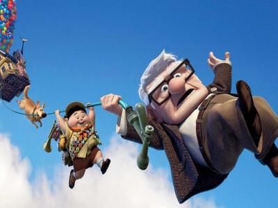 Odlot (2009) - poruszająca animowana opowieść