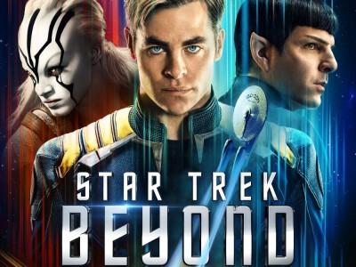 Star Trek: w nieznane - kosmiczna przygoda
